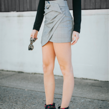 5 Things to Keep in Mind when Rocking a Mini Skirt